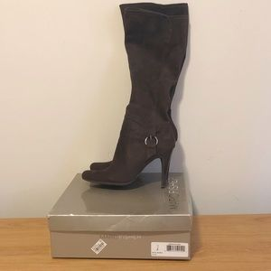 Marc Fisher Brown Boot Size 8.5